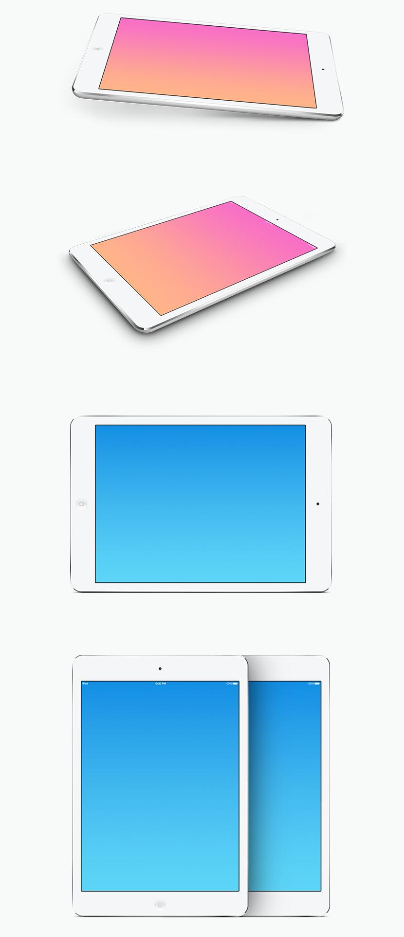 Free Ipad Mini Mockup Templates Fribly Ipad Mockup Free Mockup Templates Free Ipad