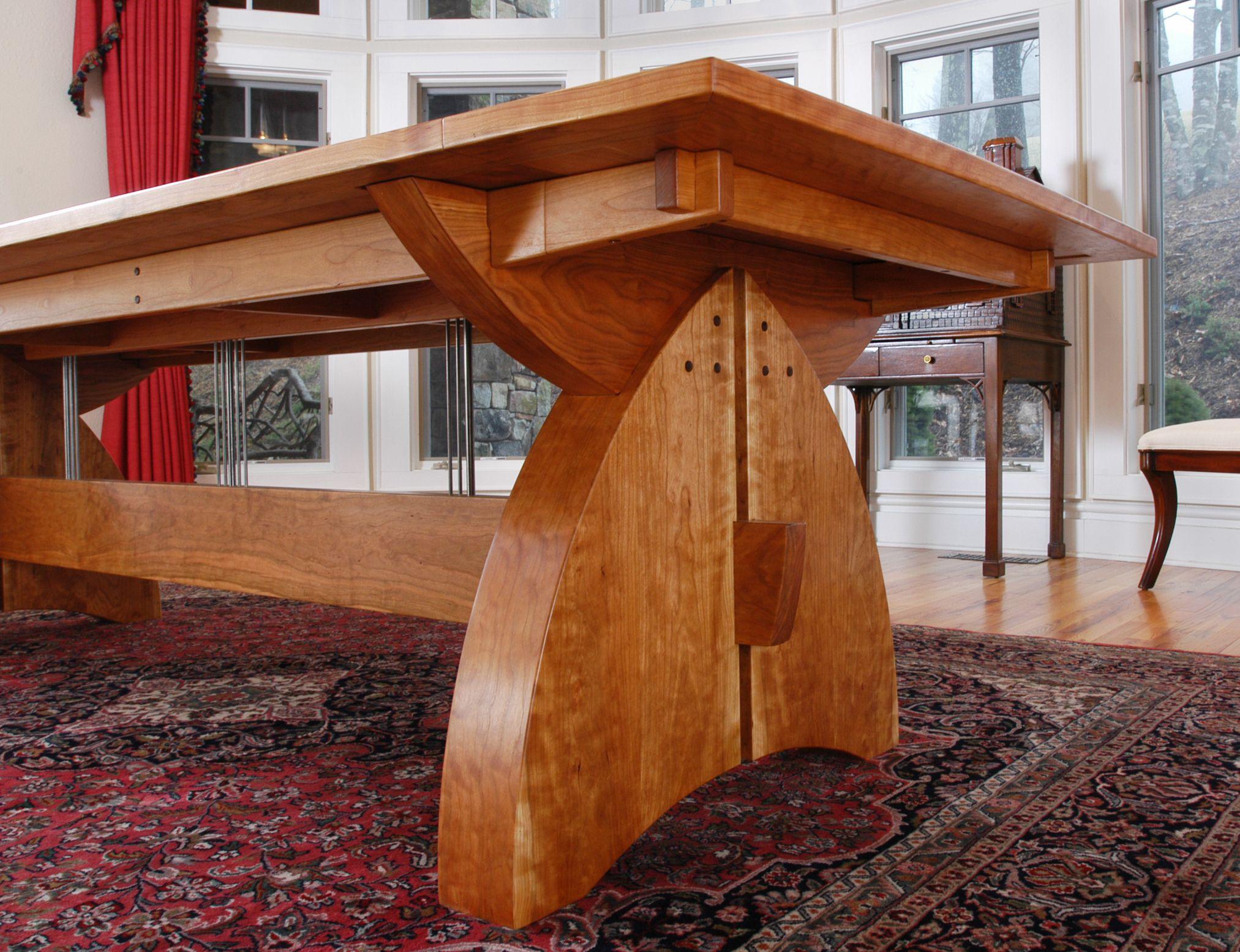 Beautiful Cherry Wood Cool Furniture Custom Furniture