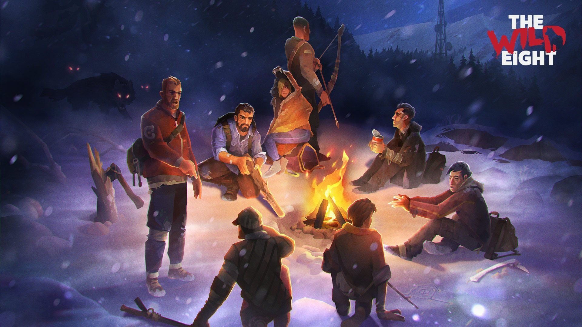 The Wild Eight's Trip To Alaska Delayed to 2017 Pc games