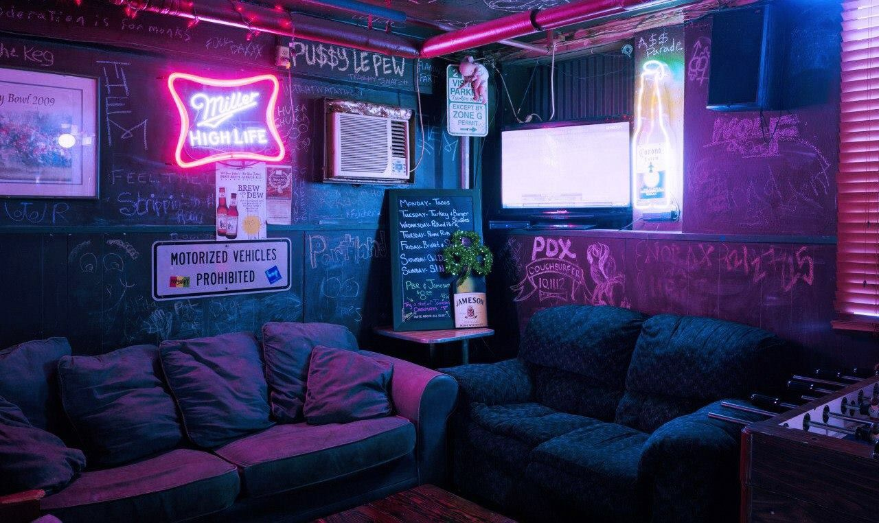 Punk Aesthetic Room Novocom Top