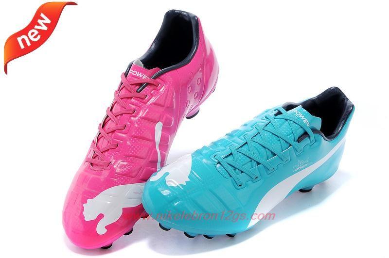 Correo aéreo Desviarse Tanzania  Buy PUMA evoSPEED 1.3 AG Blue/Pink Fuballschuhe Mens Sale Online | Messi  shoes, Messi football shoes, Football shoes