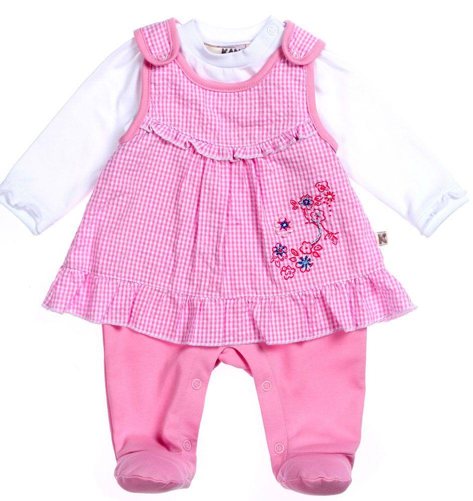 KANZ Strampler Kleid und Shirt nice day Gr. 50 - 68 F/S 2013 NEU | eBay
