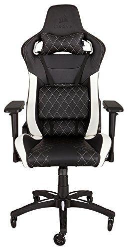 corsair t1 race gaming chair high back desk u0026 office chair black