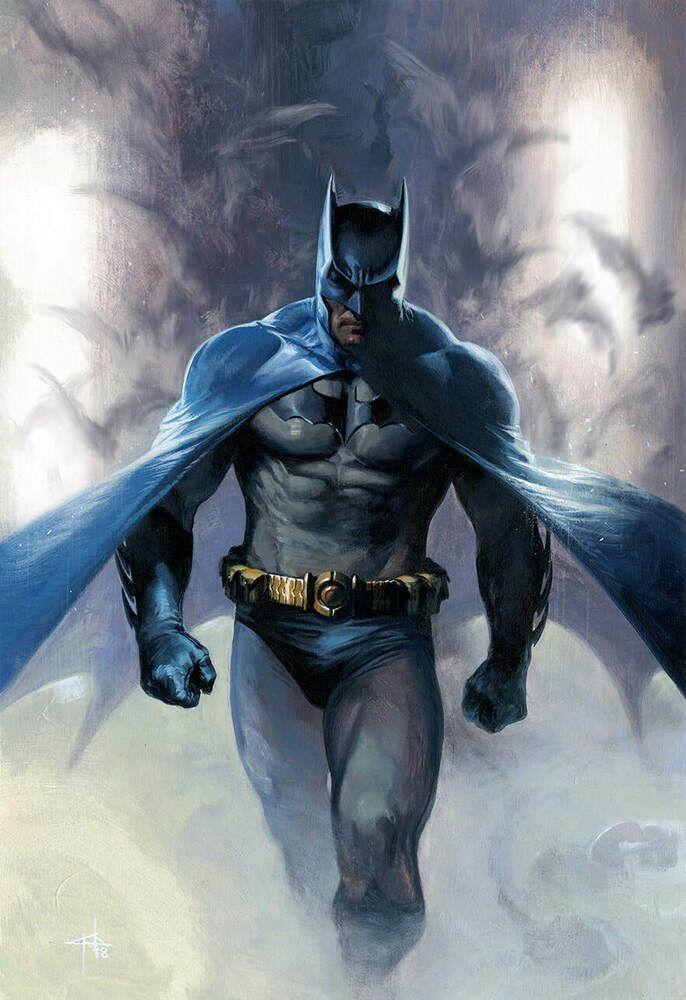 Batman # 77 Clayton Crain Variant Cover NM DC