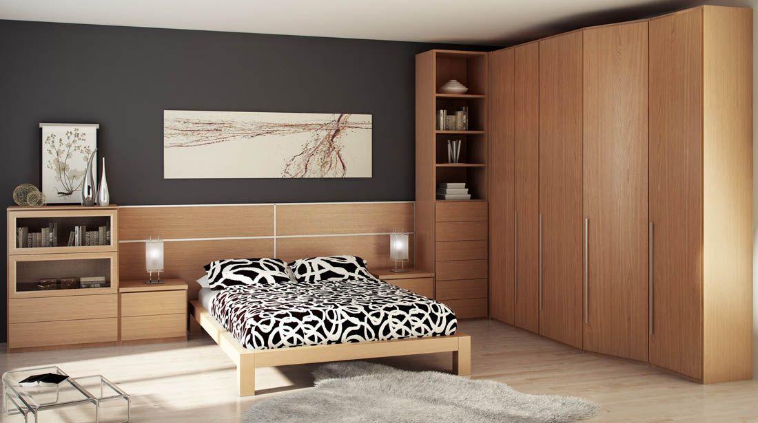 Dormitorios de matrimonio | Grandes armarios, Armarios juveniles y ...