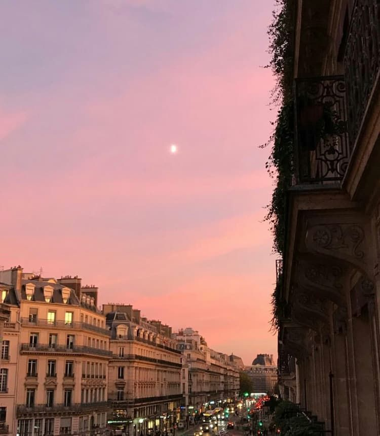Shared by tam. Find images and videos about pink, sky and city on We Heart It - the app to get lost in what you love. #landscapepics