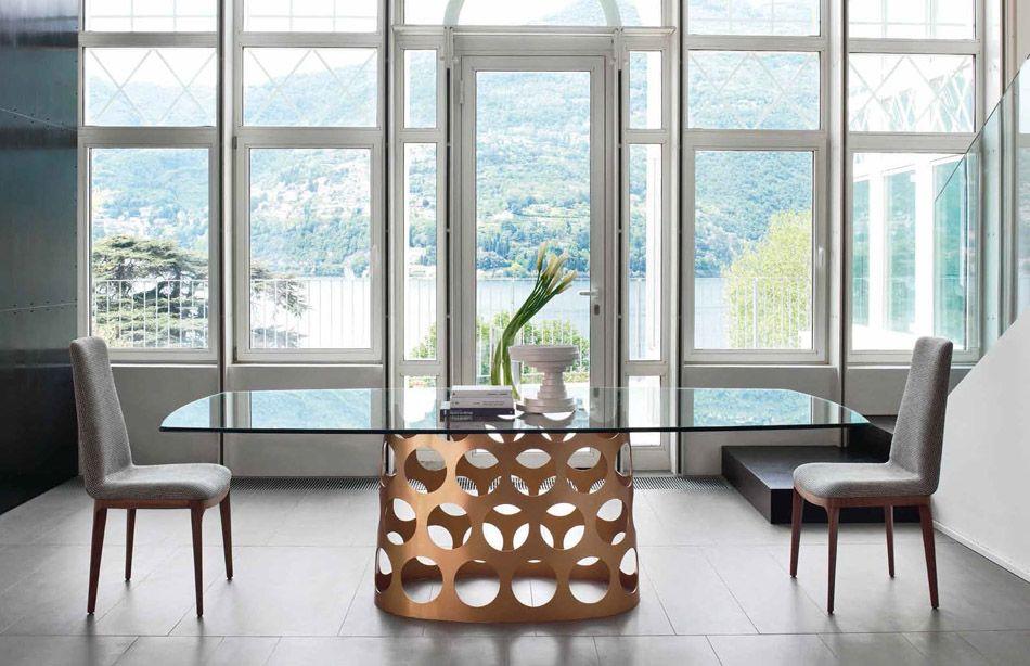 Tavolo Lotus ~ Jean botte c tavolo cassoni design furniture res
