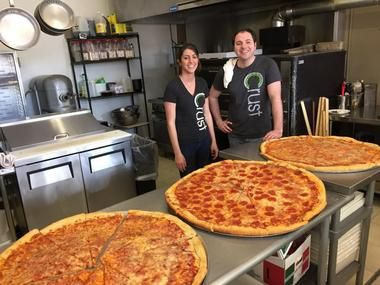 Crust in Tremont now has an East Side sister store.