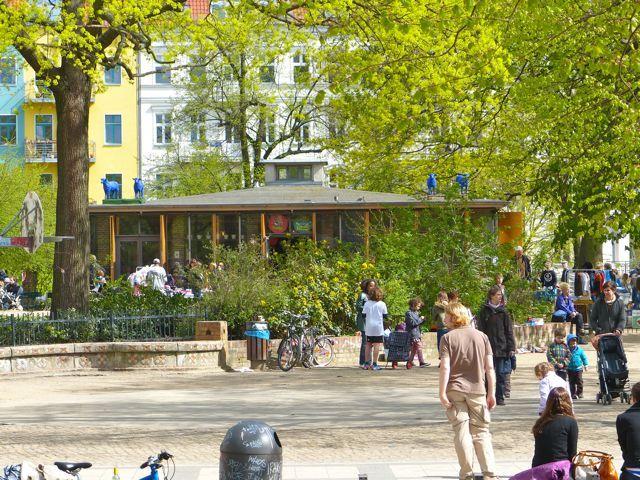 Helmholtzplatz Schnitzeljagd Berlin Prenzlauer Berg Pinterest