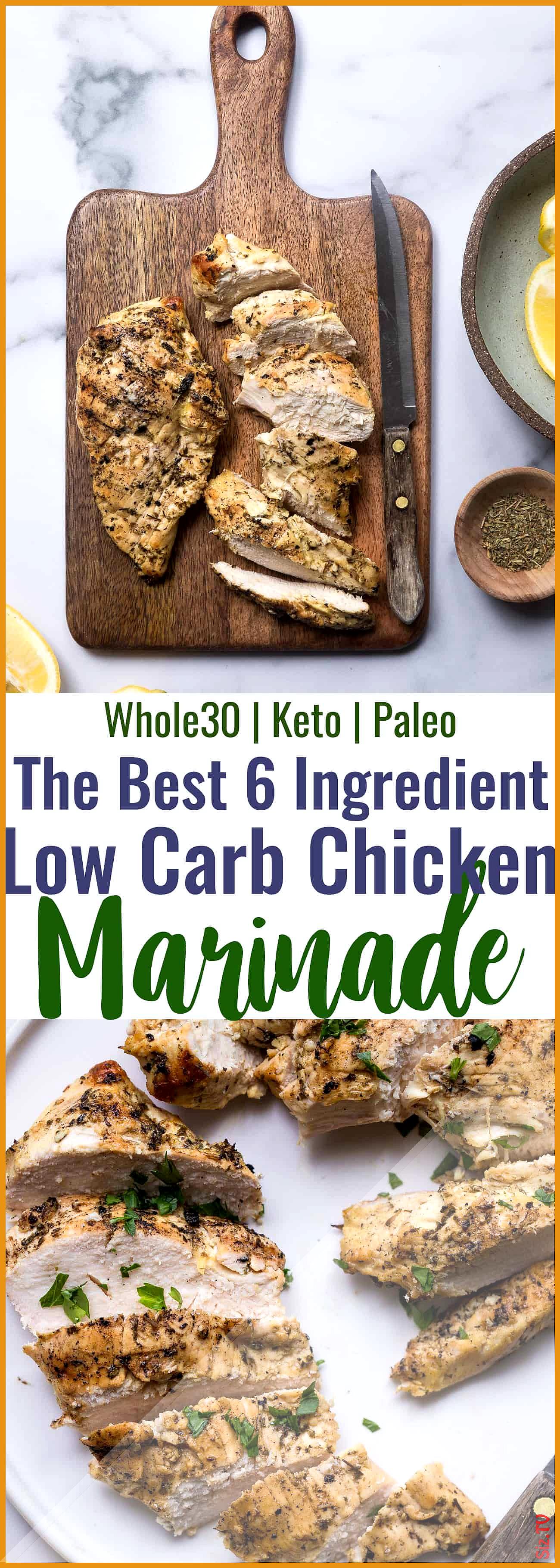 Keto Chicken Marinade for Grilled Chicken  Food Faith Fitness Keto Chicken Marinade for Grilled Chic...