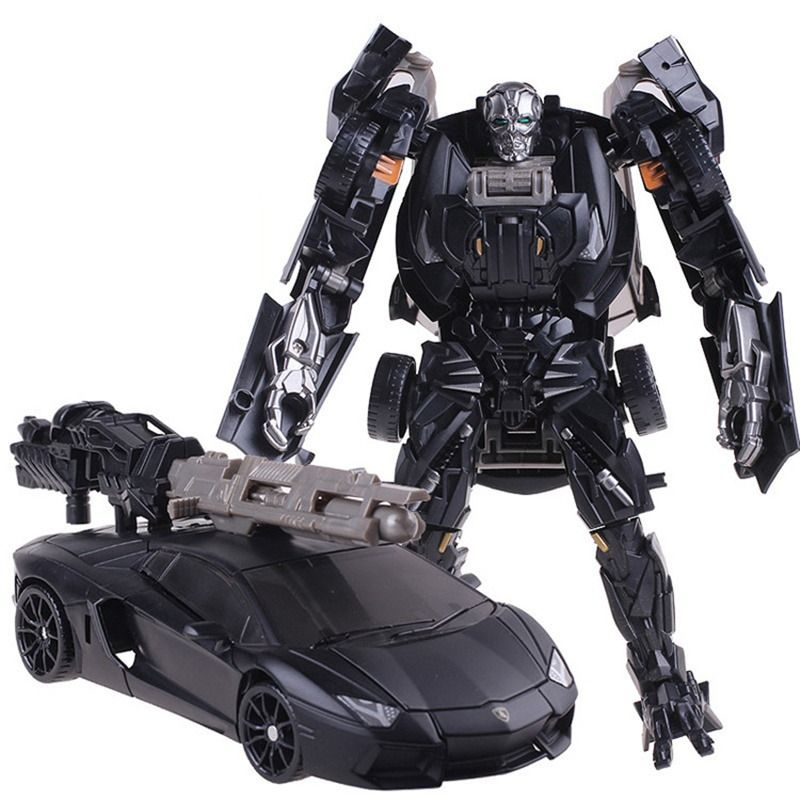 New KBB Transformation Action Figure Toys Classic Movie 4 Robot Car ...