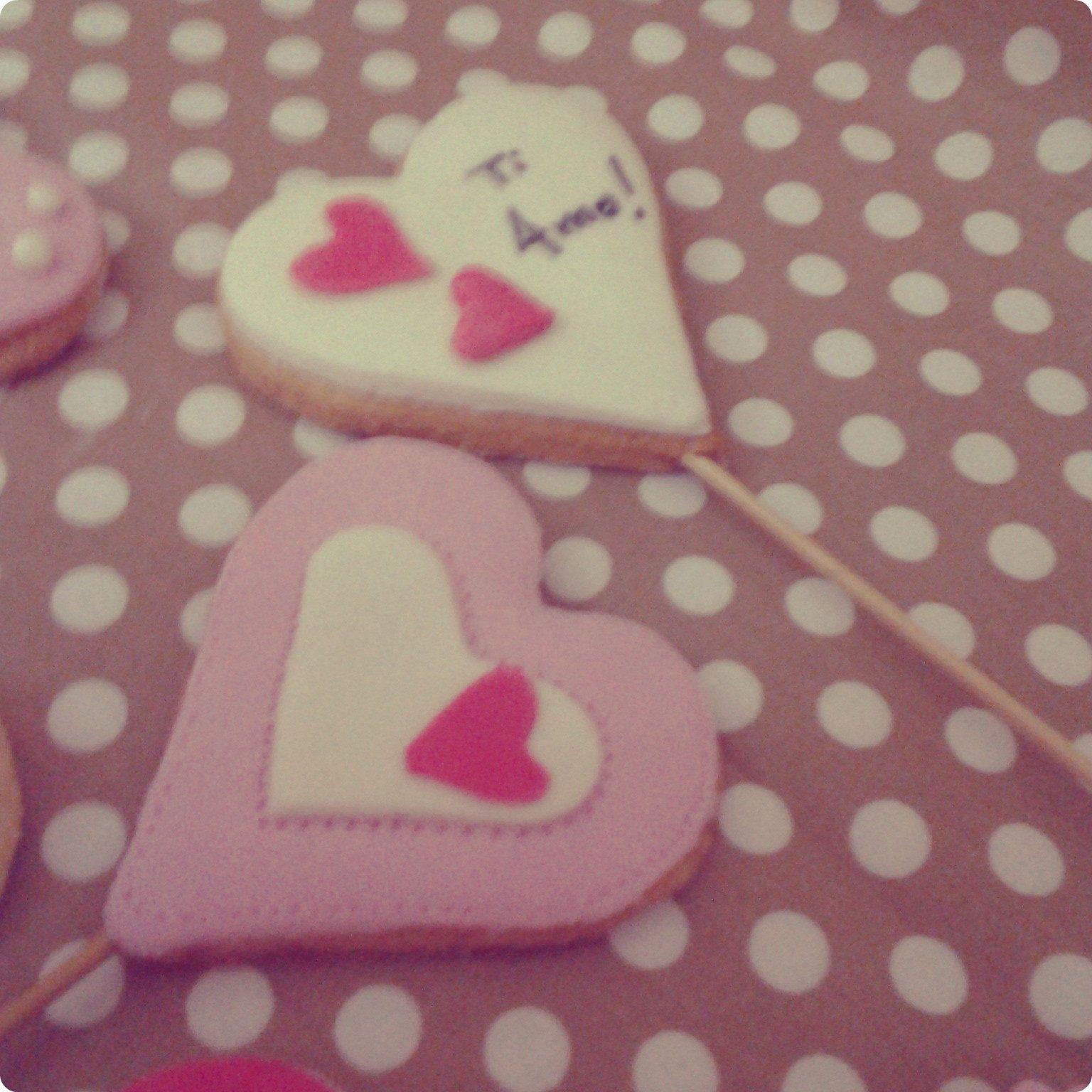 #biscotti #amore #cuore #sanvalentino