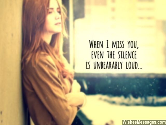 I Miss You Messages For Husband Missing You Quotes For Him I Miss