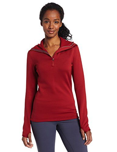 Merrell Women's Mea Silken Fleece Half Zip Top $48.95