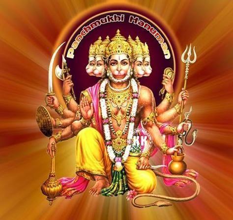 Download Bajrang Bali Vikraal Roop Wallpaper Hd Free Uploaded By