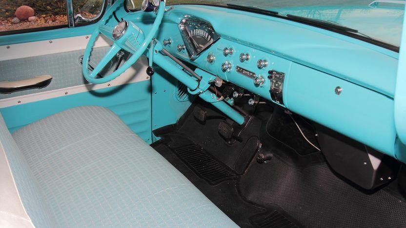 1956 Chevrolet 3100 Deluxe Pickup 5 Chevrolet 3100 Chevy 3100 Classic Trucks