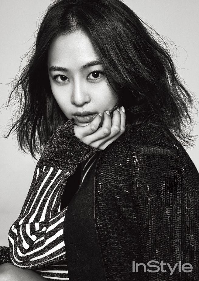 Dasom // InStyle Korea