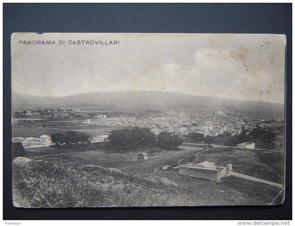 CASTROVILLARI 1916 - Delcampe.it