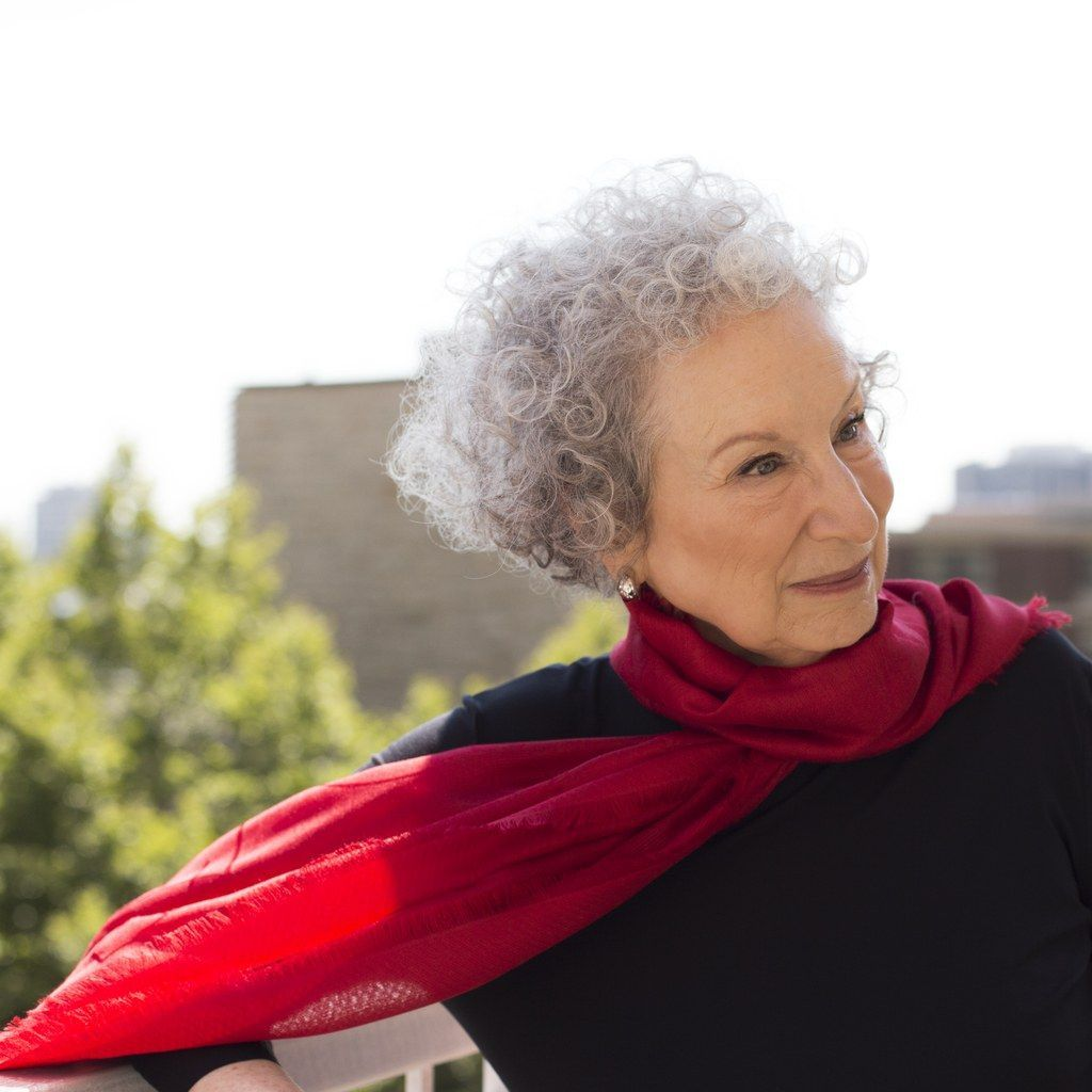Margaret Atwood's Crystal Ball Is Scarily Accurate #margaretatwood Margaret Atwoods Crystal Ball Is Scarily Accurate #margaretatwood