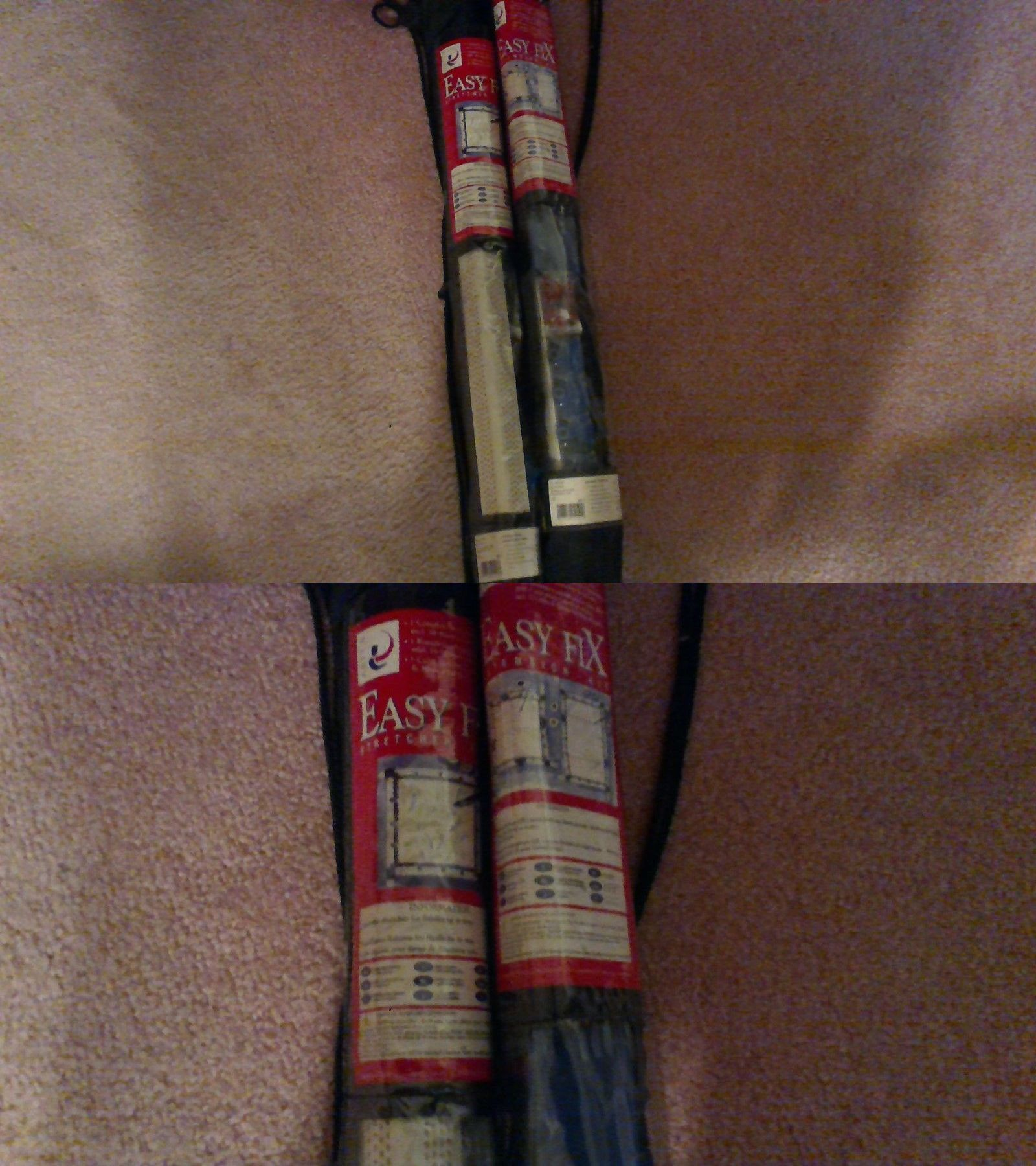 Other Framing and Matting 11786: Artsy Easy Fix Stretcher Frame ...