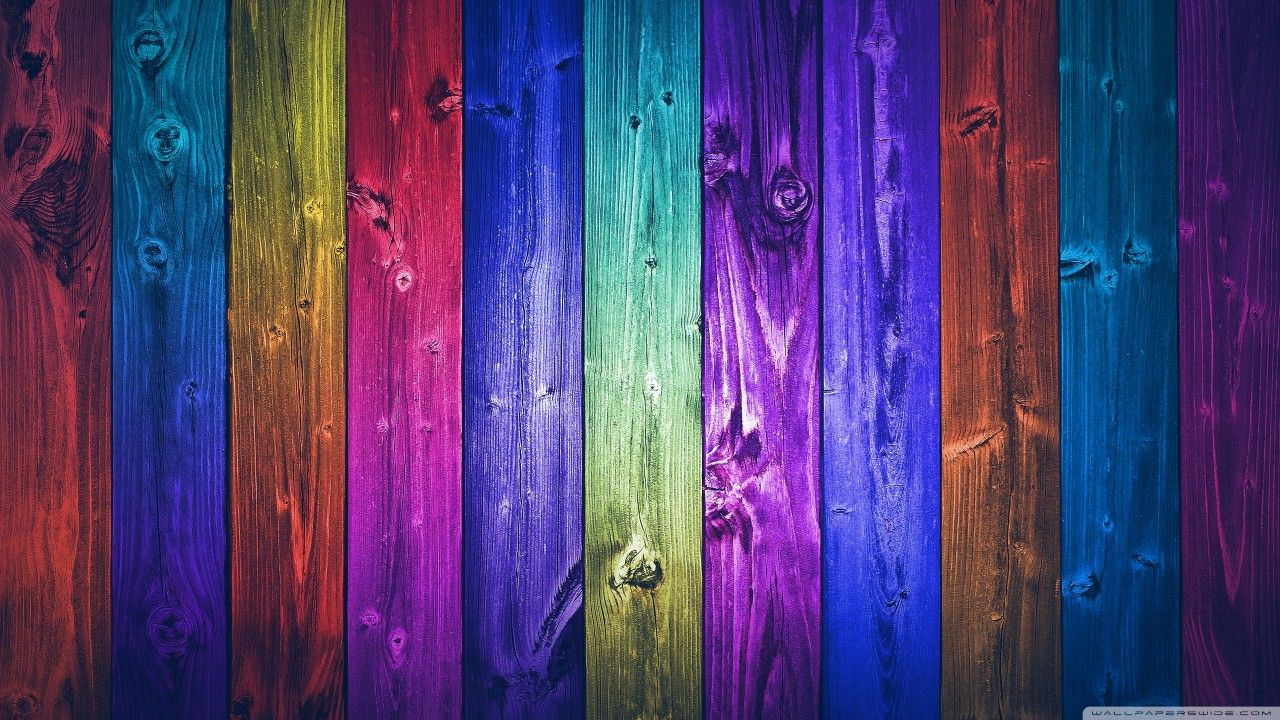 Wood Windows Colorful Wallpapers Painting Colorful Wallpaper Wood Iphone Wallpaper