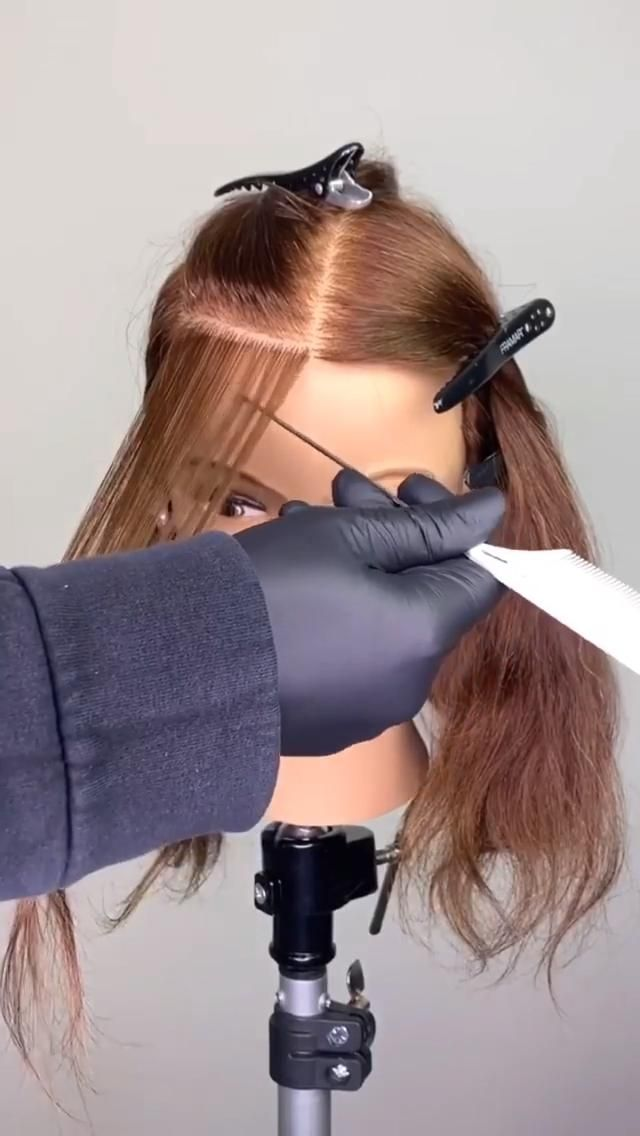 Go To Face Framing Technique | Balayage Hair Color