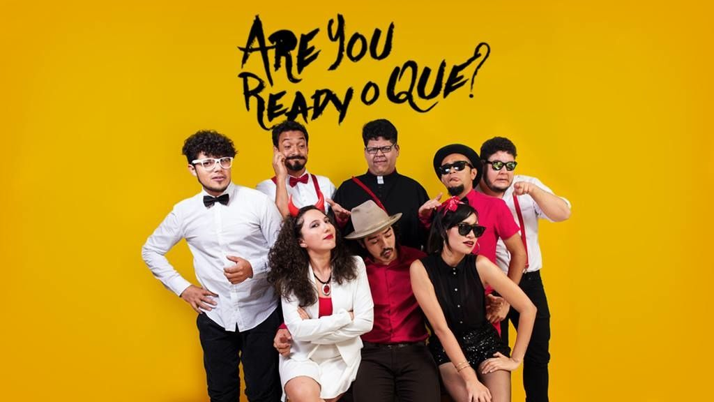 new #kickstarter project #crowdfunding Are You Ready O Qué? by Hop! Hop! Diablo Funk