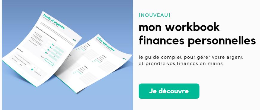 Screenshot Workbook Finances Personnelles Finances Personnelles Investir Son Argent Suivi Des Depenses