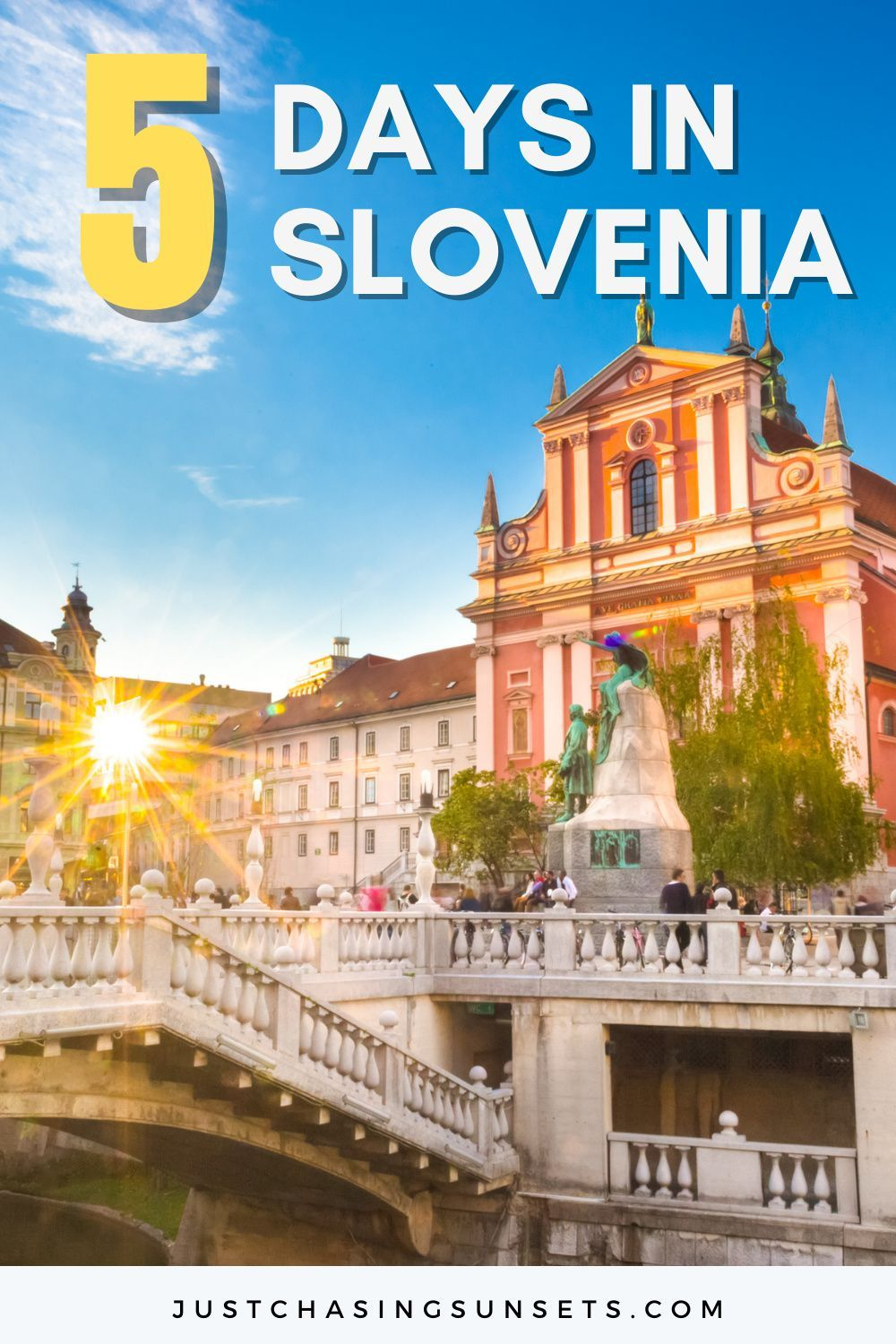5 Days In Slovenia See It All With This 5 Day Slovenia Itinerary In 2020 Slovenia Travel European Destination Travel For A Year