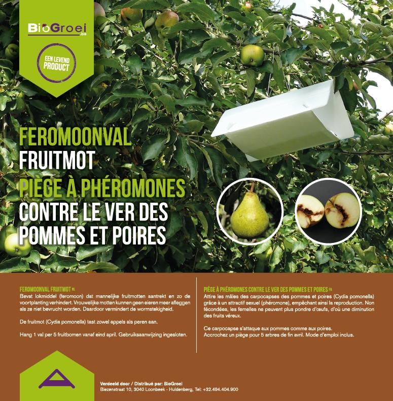 Deltaval Fruitmot Kwekersvergelijk Perenbomen Appels Groentetuin