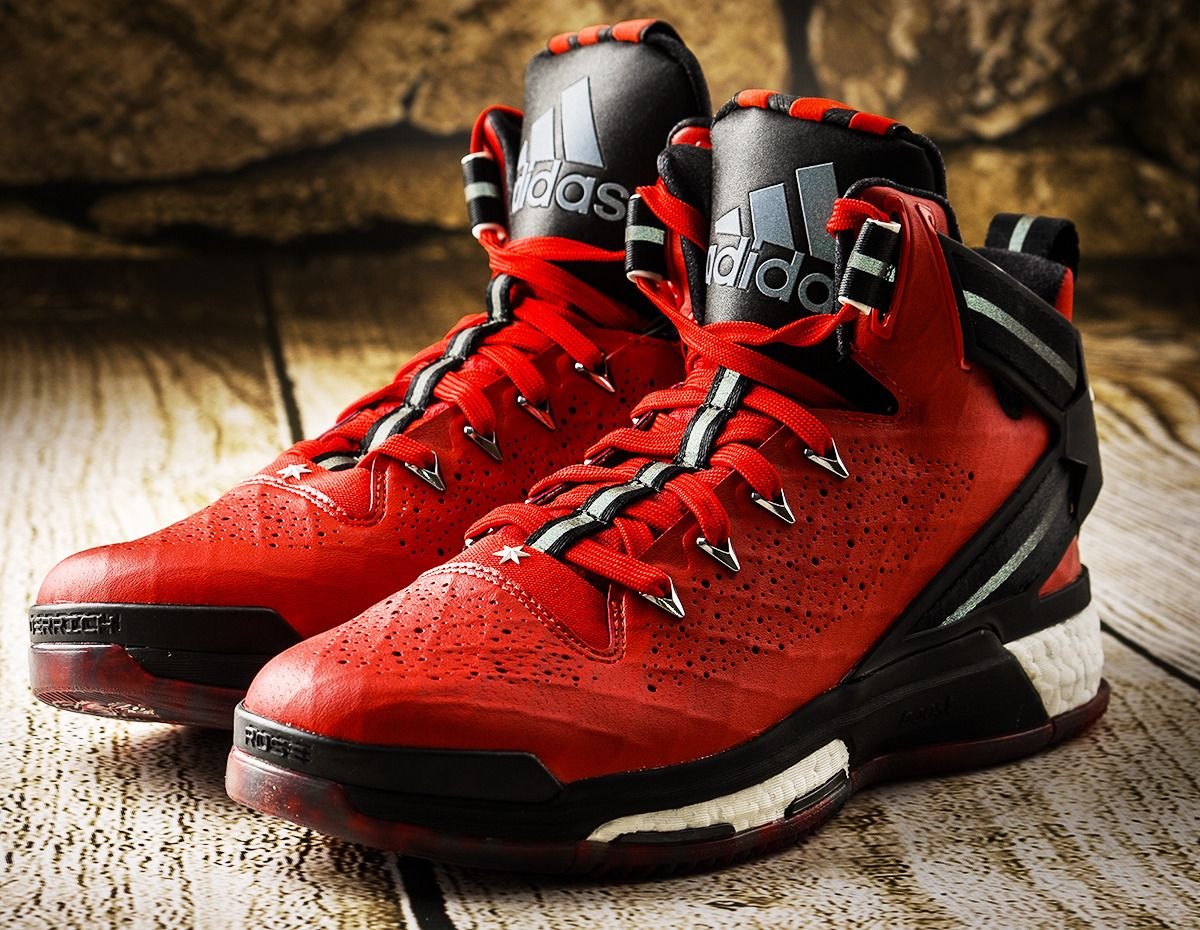 AdidasDRose6Boost Boots, Hiking boots, Basketball shoes