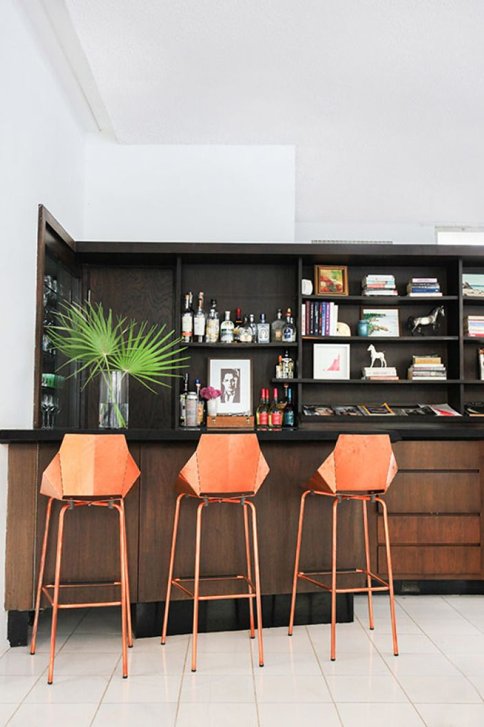 Kelly Oxford S Palm Springs Inspired Paradise Bars For Home