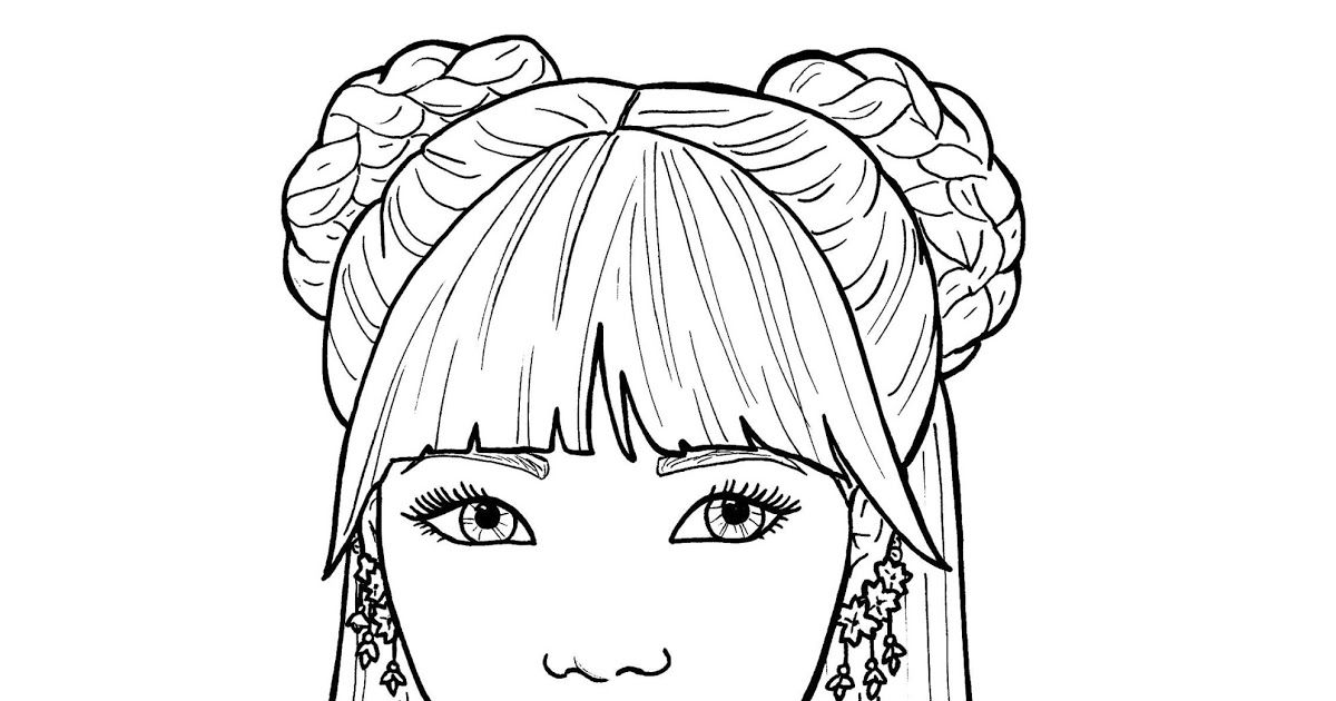 Cute Coloring Pages For Teens - Cinebrique