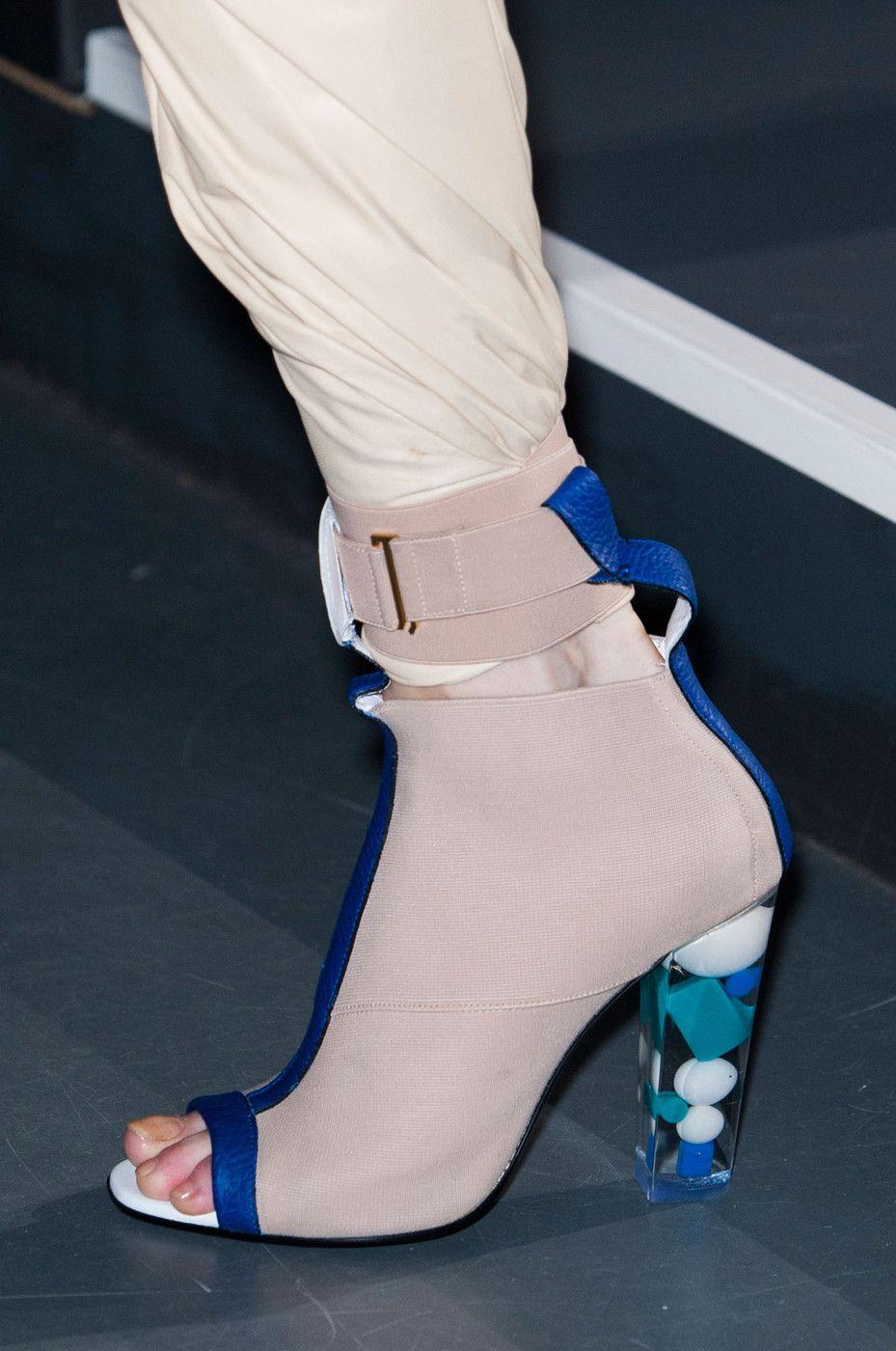153 лучшие пары обуви Недели моды в Париже | Мода на кожу