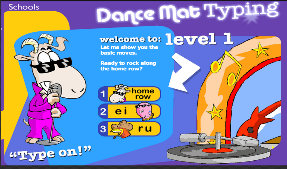 12 Great Free Keyboarding Games to Teach Kids Typing ~ Educational ...