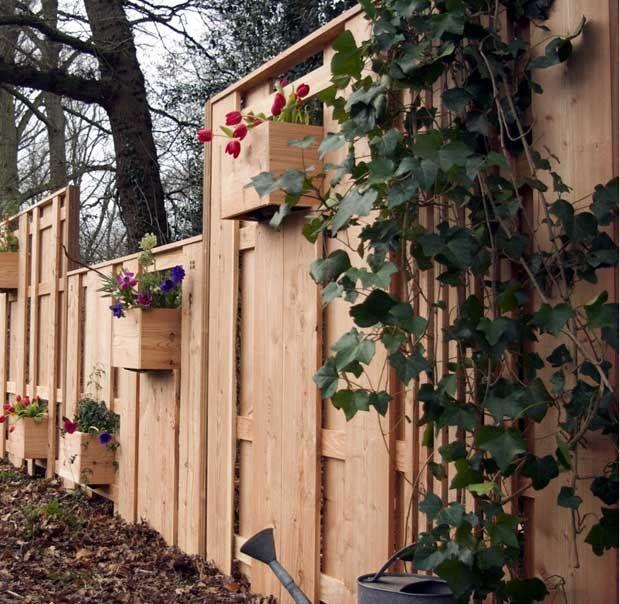 #Buurjongens #erfafscheiding  Een groenere #tuin én #straat  #Buurjongens heeft wederom een nieuw type #erfafscheiding #ontworpen voor een groenere tuin én straat. Daarmee streven ze ernaar het #Nederlandse #schuttinglandschap aantrekkelijker en persoonlijker te maken. Meer informatie over de laatste #tuintrends? http://www.wonenwonen.nl/tuinieren/buurjongens-erfafscheiding/7958