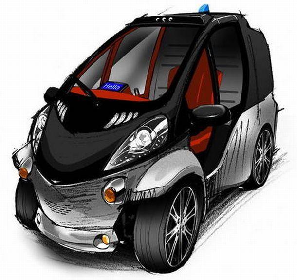 Toyota Electric Suv: Éste Es El Auto Eléctrico Inteligente De Toyota