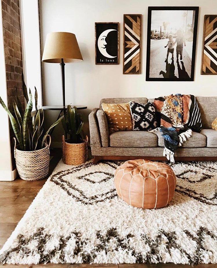 26 Bohemian Living Room Ideas | Bohemian living rooms ...