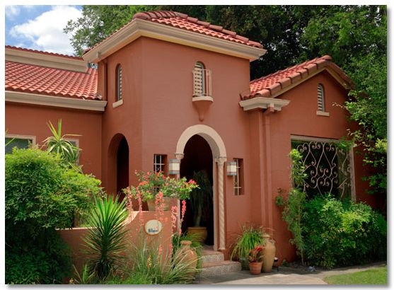 Tips On Choosing The Right Exterior Paint Colors For: Tips For Choosing An Exterior Paint Color From Www