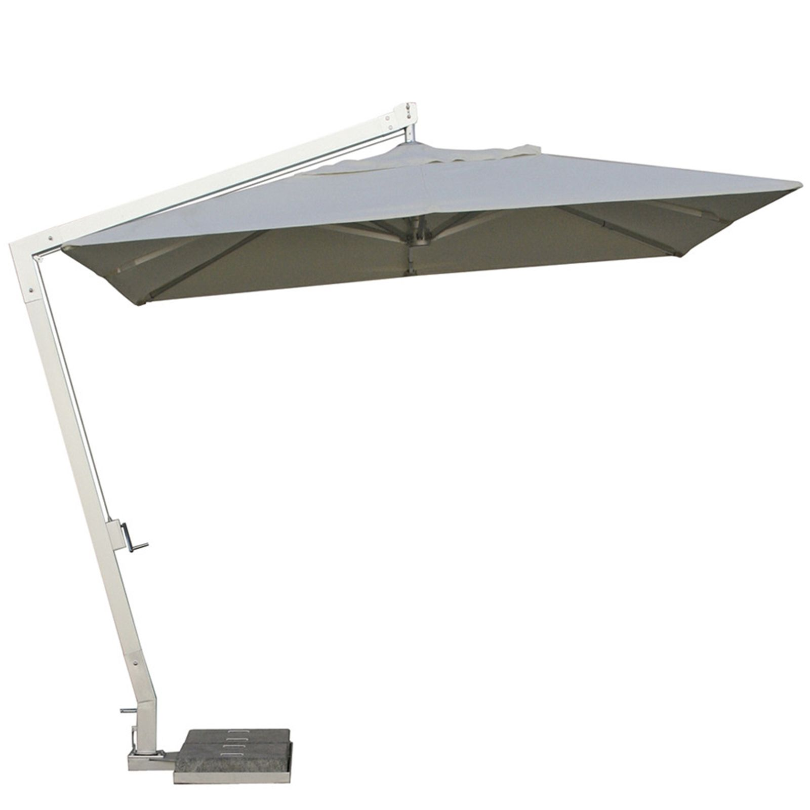 Superb Fill Your Patio With Janus Et Cie Outdoor Furniture: Charming Patio Umbrella  In White By Janus Et Cie Outdoor Furniture For Outdoor Furniture Ideas