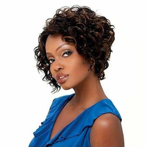 Short Natural Curly Bob Hairstyles 2013 Braids N Weaves