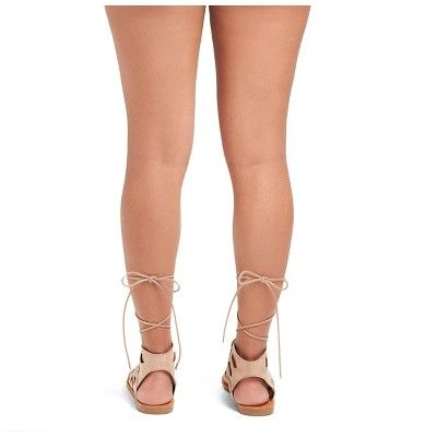 9ba88a6c2318 Women s Nadine Gladiator Sandals - Mossimo Supply Co. Blush 8.5 ...