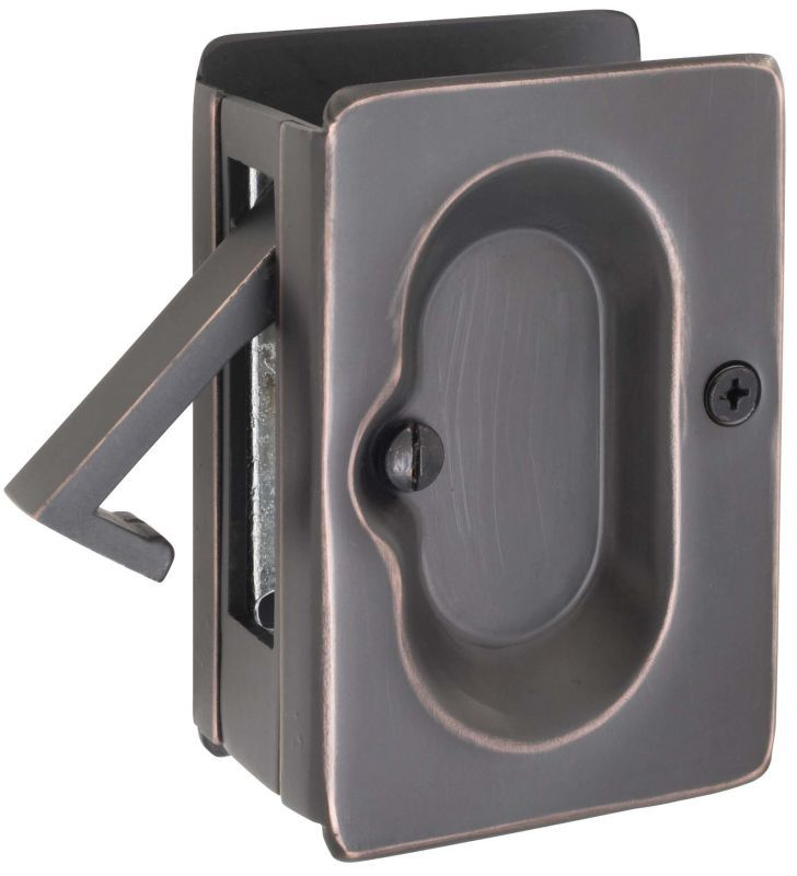 Emtek 2101 Pocket Door Lock Pocket Doors Pocket Door Hardware