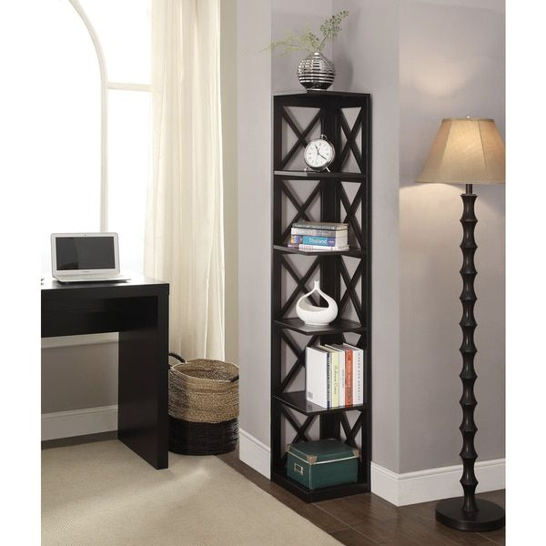 product furniture corner index bookcase office left bookcases pvp square