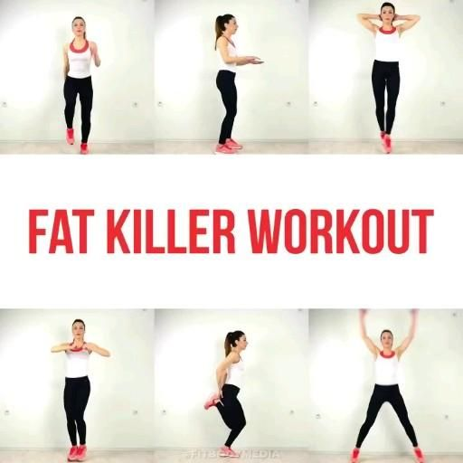 Photo of Fat Killer Workout🔥| Listen Exclusive Fitness & workout program!👇Sign-up for free today