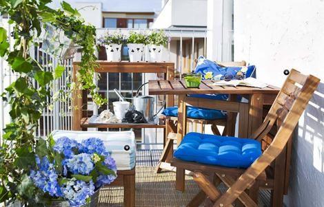 DECORAR LA TERRAZA , EL PORCHE, EL PATIO - como decorar una terraza