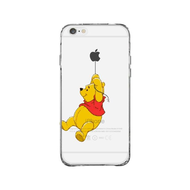 release date dbcb8 b8552 Winnie The Pooh iPhone 6 Clear Case | Cases in 2019 | Phone cases ...