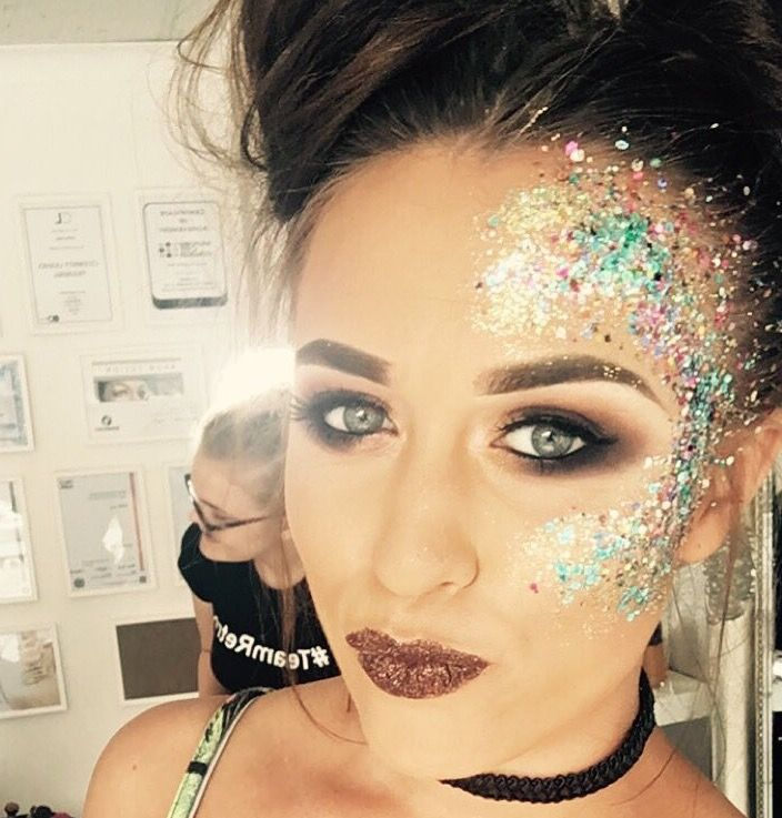 this glitter is 39 stardust 39 available from amazing colours check em out face makeup. Black Bedroom Furniture Sets. Home Design Ideas