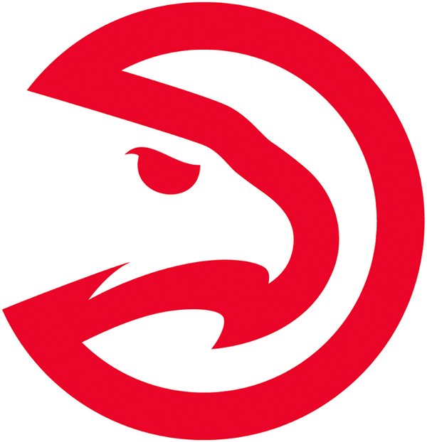 11343e14c63 New Name and Logos for Atlanta Hawks Basketball Club✖️More Pins Like This  One At FOSTERGINGER   Pinterest✖️
