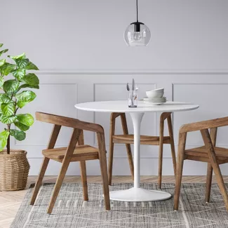 Lana Curved Back Dining Chair Project 62 In 2020 Dining